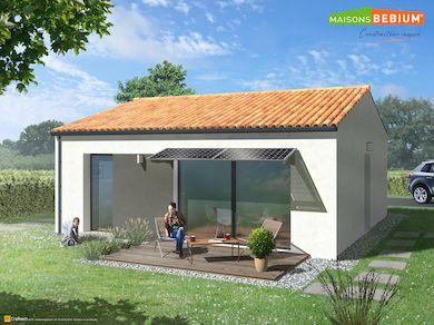 Modele De Maison Provence 73 3 Chambres Maisons